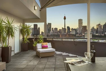 The Quest Potts Point is a central and attractive place to stay in Sydney, Australia. (Courtesy Quest Potts Points)