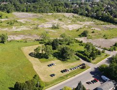 The former Phillips Cables site has been put forth as a potential site for a new city arena. (FILE PHOTO)