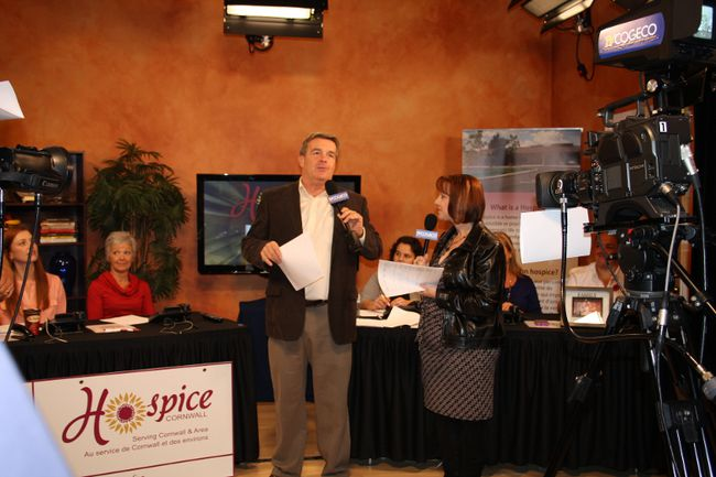 <p>Last year's hospice telethon brought in $152,000 and organizers are hoping to top that in 2015. The telethon will be on Cogeco Cable Saturday, Nov. 7 from noon until 6 p.m.</p><p> Handout/Cornwall Standard-Freeholder/Postmedia Network