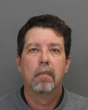 Don Ford, 51, of Barrie, faces 12 counts of sexual assault after three women came forward alleging they were violated in the workplace. Ford is a senior communications officer at OPSEU. (Toronto Police photo)