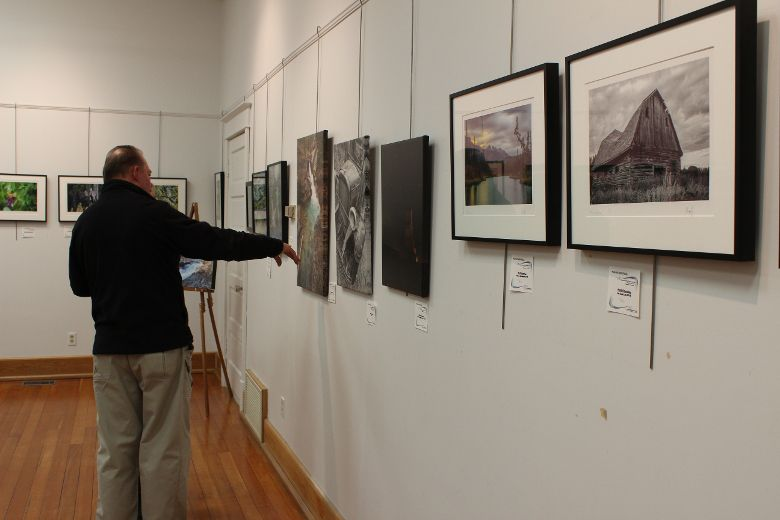 second annual autumn print exhibition on now at th edson