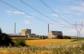 Keephills, above, and Sundance, are two local plants at the heart of an Alberta Utilities Commission decision that TransAlta deliberately timed power outages to their financial advantage. - File Photo