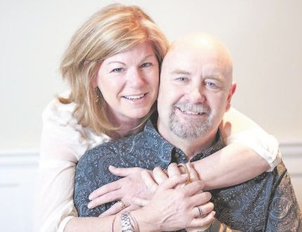 Jane and Phil Esseltine died in a plane crash. (Special to the Free Press)