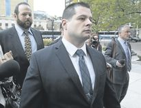Const. James Forcillo (THE CANADIAN PRESS)