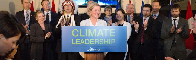 Notley Carbon Tax