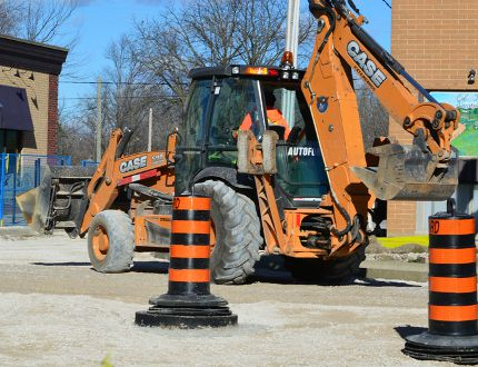 Workers will have until late October to finish work on Petrolia Line. (Brent Boles, Postmedia Network file photo)
