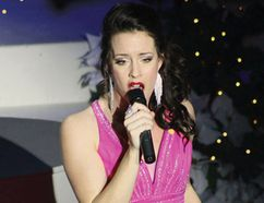 Janelle Murray performs in last year's rendition of Starbright Christmas at the Victoria Playhouse Petrolia. She is returning for this year's show as well. (Submitted photo)