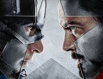 The brand new poster for Captain America: Civil War.