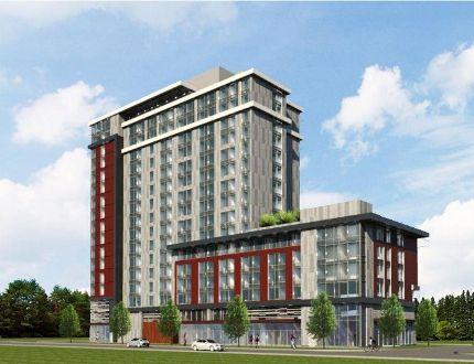 Proposed Ross Park tower is student housing aimed at investors.