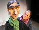 Byron Morton, a professional puppeteer, has helped create the puppet version of the Charles Dickens classic A Christmas Carol. It runs at Lighthouse Theatre in Port Dover Dec. 10-12, 2015. DANIEL R. PEARCE/SIMCOE REFORMER