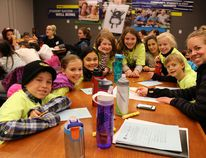 The annual Healthy Active School Symposium on Nov. 24 was a great chance for student health ambassadors to be inspired. - Mitch Goldenberg, Reporter/Examiner