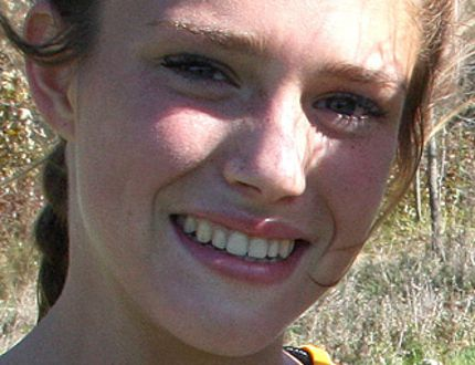 Kingston's Brogan MacDougall won the women's youth race at the Canadian Cross-Country Championships at Fort Henry on Saturday. (Whig-Standard file photo)