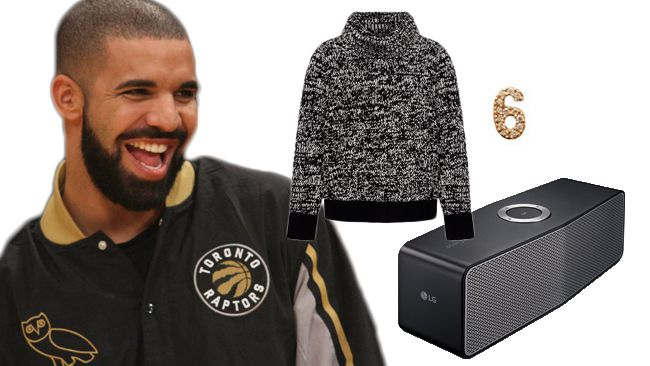If you want to keep the Drake lover in your life way, way, way up, we have just the right list for you. From speakers for entertaining or playing your favourite Drizzy tracks, to the best turtleneck to rock at your next holiday party, we have a few suggestions for those who just can't get enough of the self-dubbed 6 God.
