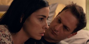 Sarah Silverman in a scene from I Smile Back. (Handout)