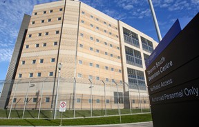 The Toronto South Detention Centre (TSDC) on Horner Ave. in the QEW and Kipling Ave. area of Toronto, Ont. (Dave Thomas/Toronto Sun files)