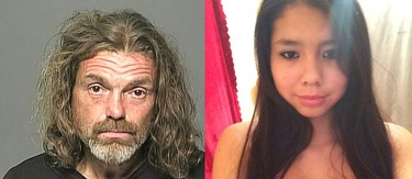 Raymond Joseph Cormier has been charged in the murder of 15-year-old Tina Fontaine. (FILE PHOTOS)