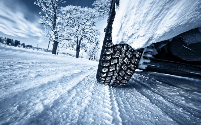 Learn how winter tires help to keep you safe