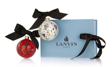 Lanvin two printed baubles  Net A Porter  $285