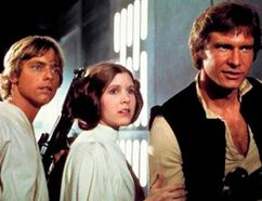 """Star Wars: Episode IV - A New Hope."" (Supplied)"