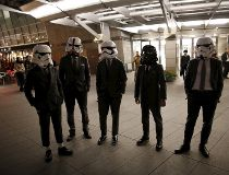 Movie goes dress up for Star Wars: The Force Awakens