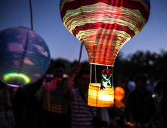 Lanterns will be lit in Vancouver to say goodbye to long, dark days. FILE PHOTO, 24 HOURS