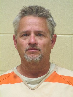 This undated photo provided by the Bossier Parish Sheriff's Office shows Douglas Holley. Authorities arrested Holley in connection with a bomb in the crawlspace of a Benton, La., home on Monday, Dec. 21, 2015. No injuries were reported. (Bossier Parish Sheriff's Office via AP)