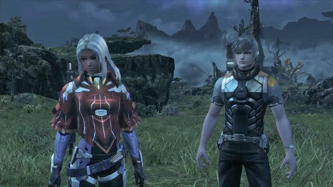 """Xenoblade Chronicles X."" (Supplied)"