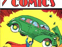 Action Comics No. 1, pubished in June 1938, had a print run of about 200,000.