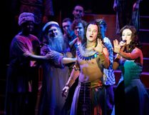 JC McCann has the lead role in Joseph and the Amazing Technicolor Dreamcoat Thursday at Budweiser Gardens.
