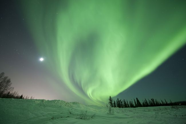 Best Places To See The Northern Lights In North America