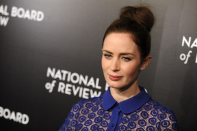"""Emily Blunt stars in """"The Girl on the Train."""""""