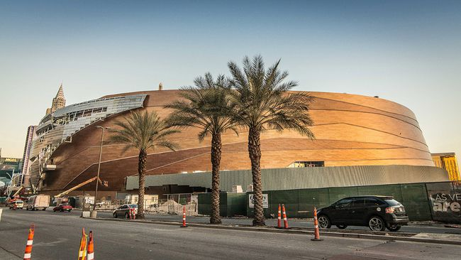 T-Mobile Arena is new home of Pac-12 tournament | Las Vegas Sports