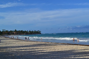 A lovely stretch of beach Paradisus Punta Cana in the Dominican Republic, where, in addition to lounging and swimming, there are watersports to keep you busy as well. PAUL FERGUSON/TORONTO SUN