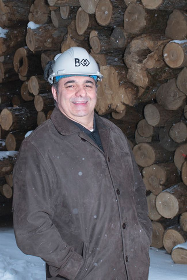 President and CEO Jim Boniferro credits employees with vision, understanding and faith in Boniferro Mill Works
