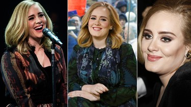 With a record-breaking album, a music video with 1 billion views on YouTube and a sold out world tour on the way, how could we not pick Adele as our WCW. She's basically ruling the music business right now and we can all sit back and listen with pleasure. (WENN.com & Heidi Gutman/AP PHOTOS)