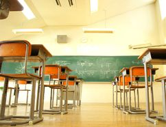 A classroom is pictured in this file photo. (Fotolia)