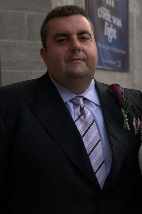 Alfredo Patriarca, 42, was shot to death and found in the garage of a home near Princess Margaret Blvd. and The Kingsway on Jan. 20, 2016. (Handout/Toronto Police)