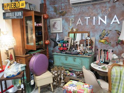 Patina is a lovely antique/vintage shop on Main Street in Dunedin. JIM BYERS/Special to Postmedia Network
