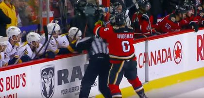 Wideman hit