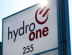 Hydro One, 255 Matheson Blvd. W., Mississauga. (THE CANADIAN PRESS/Darren Calabrese)