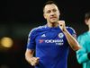 Chelsea's John Terry celebrates at the end of a recent match. (REUTERS)