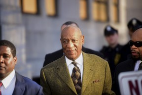 Actor and comedian Bill Cosby departs from a preliminary hearing on sexual assault charges at the Montgomery County Courthouse in Norristown, Pennsylvania on February 2, 2016. REUTERS/Mark Makela