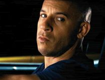 """In this film publicity still released by Universal Pictures, Vin Diesel is shown in a scene from """"Fast & Furious."""""""