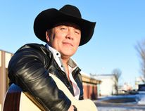 "Local country music singer Brad Sims dropped his new single ""Blue Jeans"" on Monday February 1, 2016 with a new album due out in March 2016. Svjetlana Mlinarevic/Grande Prairie Daily Herald-Tribune/Postmedia Network"