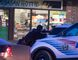 At 5:30 p.m. police were in a stand off with suspect, possibly armed, inside a dark vehicle outside 7-Eleven  in Camrose, Alta. on Wednesday February 3, 2016. Jessica Ryan/Camrose Canadian/Postmedia Network