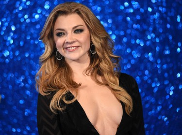 Natalie Dormer poses for photographers at the screening of Zoolander 2 at a cinema in central London, February 4, 2016. REUTERS/Dylan Martinez