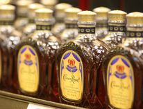UFCW Local 832 received a strike mandate from its members at the Diageo Canada distillery in Gimli. Talks resume Feb. 16, but if a deal isn't reached by March 4, picket lines could be set up. (File photo)