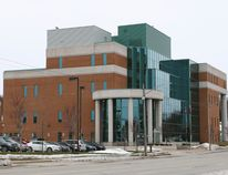 Owen Sound courthouse