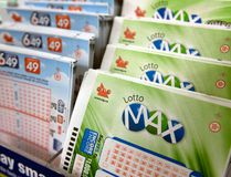 Lotto MAX and Lotto 649 tickets. Dave Abel/Postmedia Network