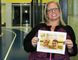 KELCI NICODEMUS HIGH RIVER TIMES/ POSTMEDIA NETWORK. Jody MacKinnon will participate in the OneWalk to Conquer Cancer on June 25 in downtown Calgary. MacKinnon frequents the Cargill Field House in preparation for her walk.